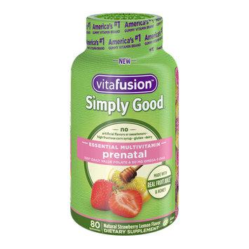 vitafusion™ Simply Good Prenatal