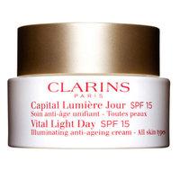 Clarins Vital Light Day SPF 15 Illuminating Anti-Ageing Cream