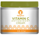 Piping Rock Vitamin C AntiOxidant Renewal Cream 4 oz Jar