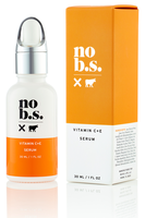 No B.S. Skincare Vitamin C + E Serum