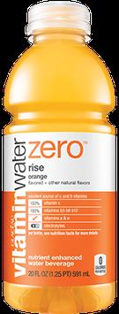 vitaminwater Zero Rise Orange