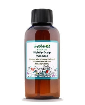 Just Natural Products Nightly Scalp Massage