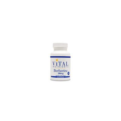 Vital Nutrients - Berberine 200 mg 60 vcaps