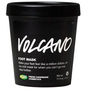 Lush Cosmetics Volcano Foot Mask