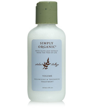 Simply Organic Volume Treatment 4 oz