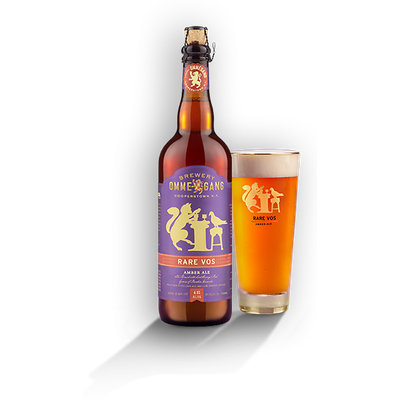 Ommegang Brewery Rare Vos Ale