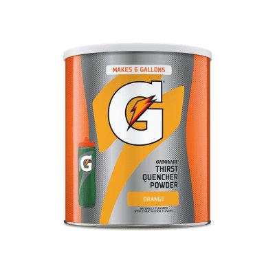 Gatorade® Orange Thirst Quencher Powder