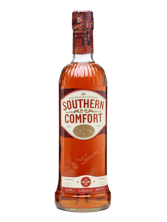 Southern Comfort Bourbon Whiskey