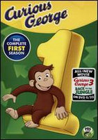 Curious George: The Complete First Season (DVD)