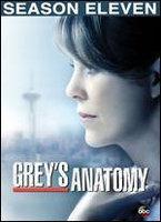 Grey's Anatomy: Complete Eleventh Season [6 Discs] (dvd)