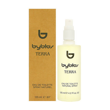 Byblos Terra by Byblos for Women 4.0 oz EDT Spray