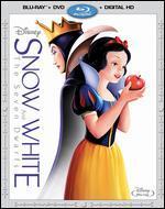 Snow White And The Seven Dwarfs (Blu-ray + DVD + Digital HD)