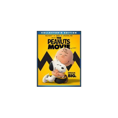 The Peanuts Movie (blu-ray/dvd) (digital Copy)