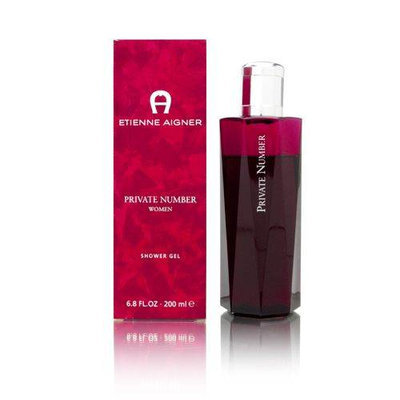 Private Number by Etienne Aigner Shower Gel