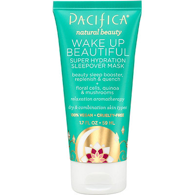 Pacifica Wake Up Beautiful Super Hydration Sleepover Mask