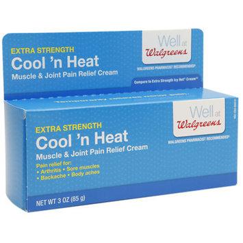Walgreens Cool N Heat Cream