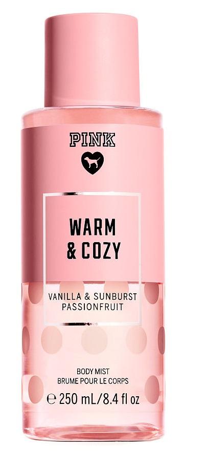 Victoria's Secret Pink Warm & Cozy Body Mist