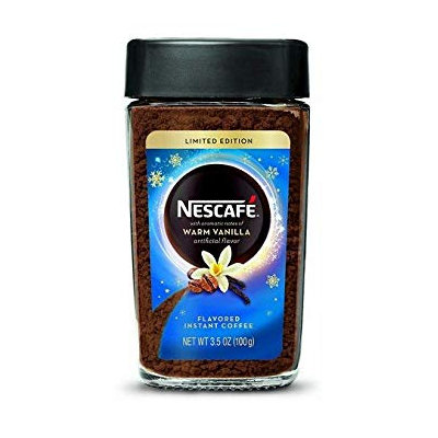 NESCAFÉ Limited Edition Warm Vanilla