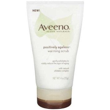 Aveeno® Positively Ageless Warming Scrub