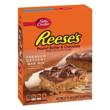 Reese's Dessert Bar Mix Chocolate & Peanut Butter