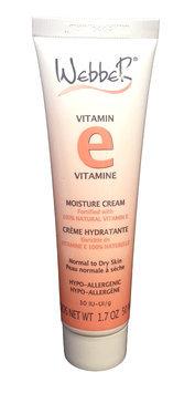 Webber Vitamin E Moisture Cream