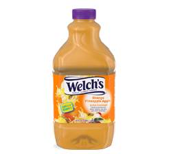 Welch's® Orange Pineapple Apple Juice Cocktail
