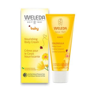 Weleda Nourishing Body Cream - Calendula