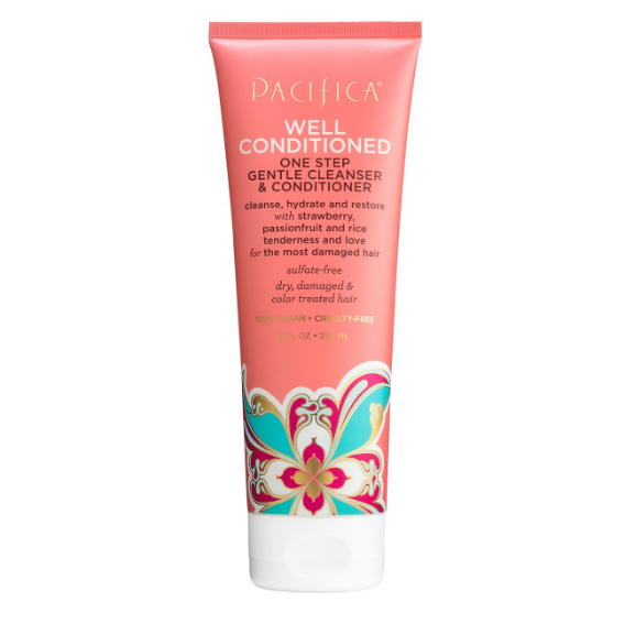 Pacifica Well Conditioned One Step Gentle Cleanser & Conditioner