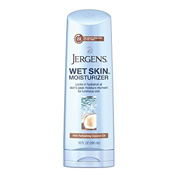 JERGENS® Wet Skin® Moisturizer with Refreshing Coconut Oil