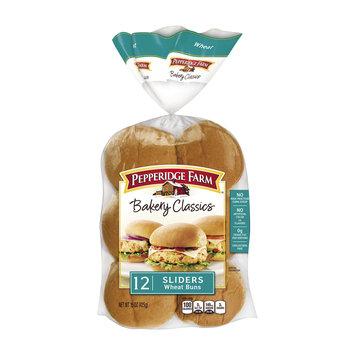 Pepperidge Farm® Bakery Classics Slider Buns Wheat