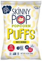 SkinnyPop® White Cheddaar Popcorn Puffs