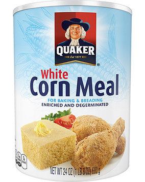 Quaker® White Corn Meal