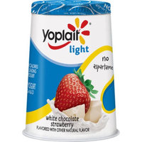 Yoplait® Light White Chocolate Strawberry Yogurt