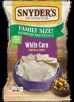 Snyder's Of Hanover White Corn Tortilla Chips