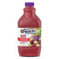 Welch's® 100% Juice White Grape Cherry