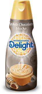 International Delight White Chocolate Mocha Creamer