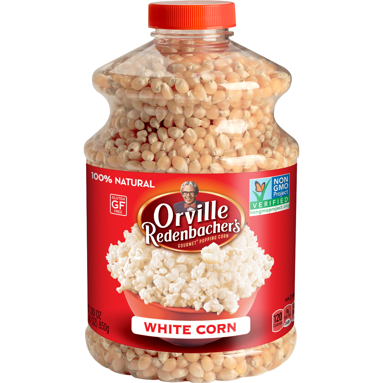 Orville Redenbacher's White Corn Gourmet Kernels