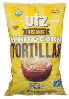 Utz Organic White Corn Tortillas