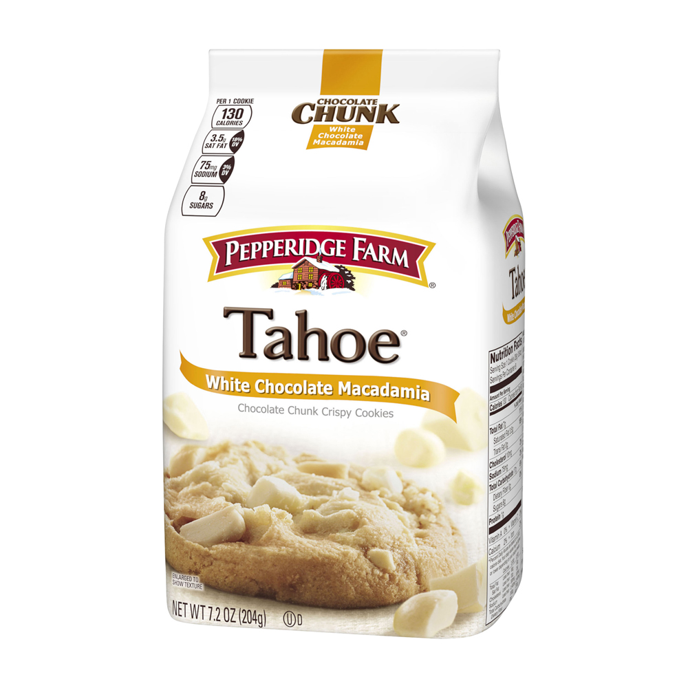 Pepperidge Farm® Tahoe Chocolate Chunk White Chocolate Macadamia Cookies