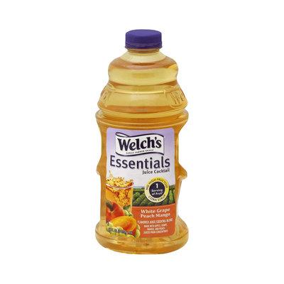 Welch's® Essentials White Grape Peach Mango Juice Cocktail