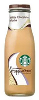STARBUCKS® Bottled White Chocolate Mocha Frappuccino® Coffee Drink