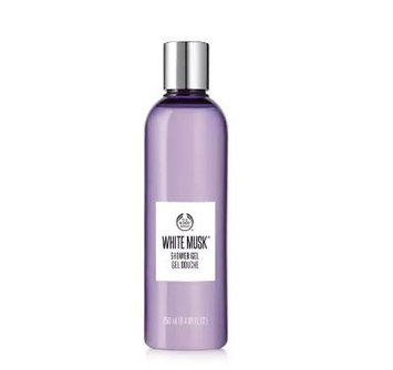 THE BODY SHOP® White Musk Sumptuous Silk Shower Gel