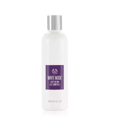 THE BODY SHOP® White Musk® Smooth Satin Body Lotion