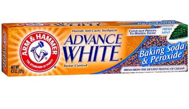ARM & HAMMER™  Dental Care Advance White Extreme Whitening Baking Soda & Peroxide Toothpaste,Fresh Mint