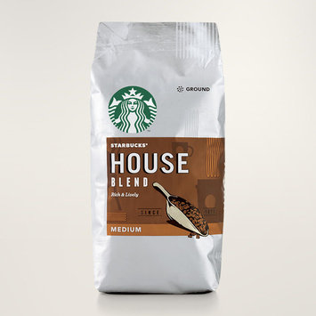 STARBUCKS® House Blend Rich & Lively Ground
