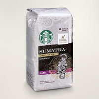 STARBUCKS® Sumatra Earthy & Herbal Whole Bean