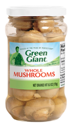 Green Giant® Whole Mushrooms