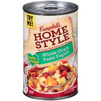 Campbell's® Homestyle Healthy Request Whole Grain Pasta Fagioli Soup