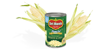 Del Monte® Whole Kernel Sweet White Corn