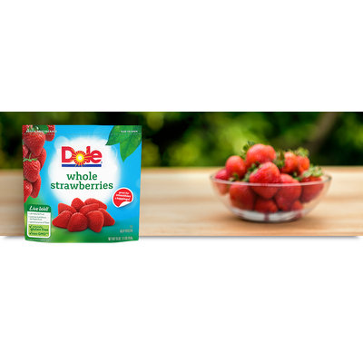 Dole Whole Strawberries